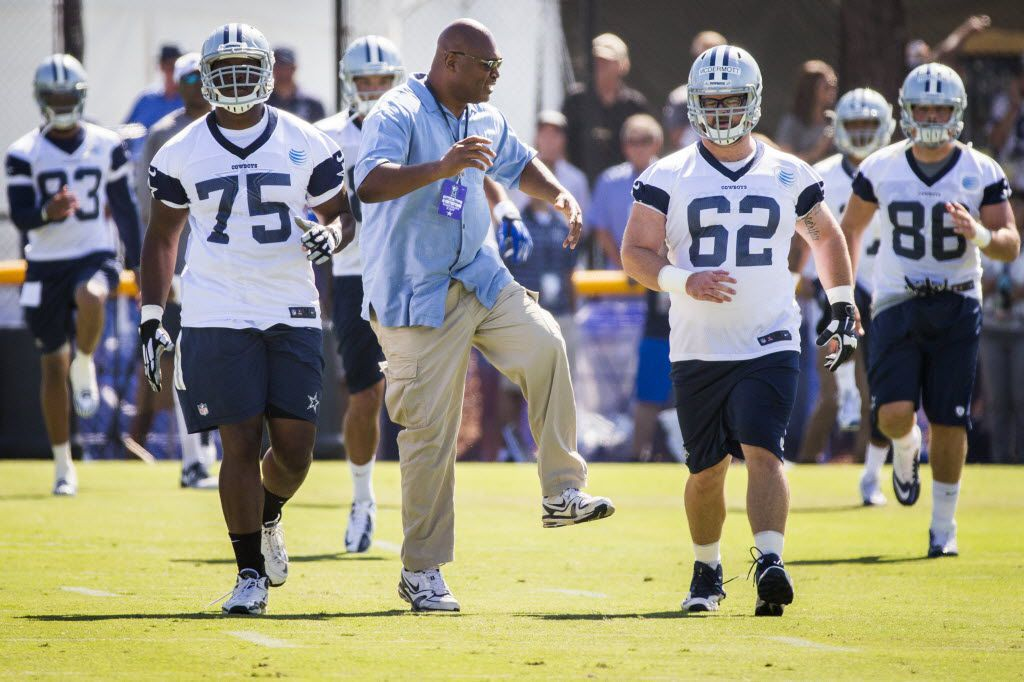 best service 546f4 b56eb Watch out for Chuck: Former Cowboys great Charles Haley ...