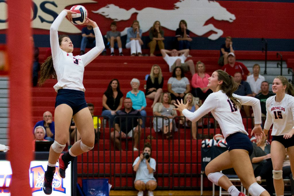 Volleyball Tournament Roundup Mckinney Boyd Stops Plano West S Tournament Streak Byron Nelson S Run Remains Unchecked