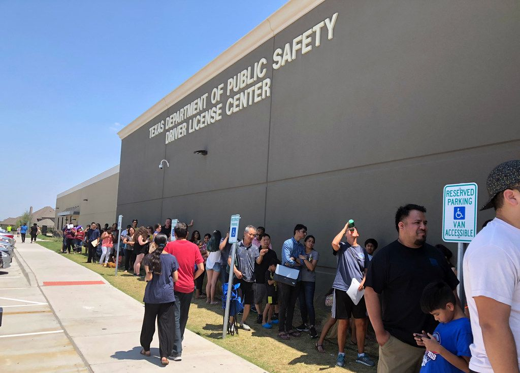 Insane 8 Hour Waits Prove That Dps Mega Centers Aren T Working Fed Up Texas Drivers Say