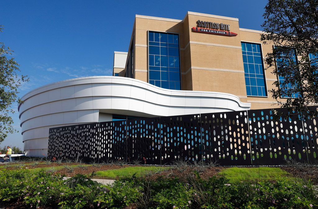 In Frisco, new Scottish Rite sports medicine hospital for
