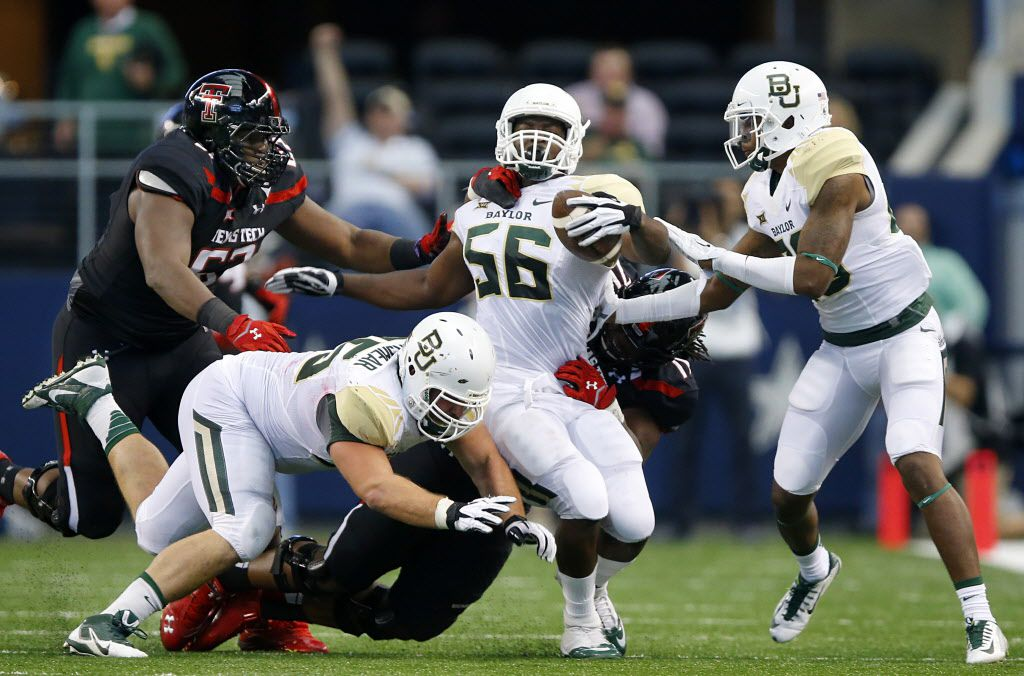 Ranking Baylor Football S 2015 Roster Numbers 20 16