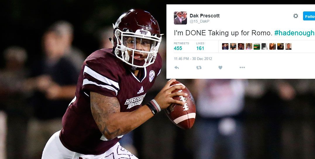 10 things you might not know about Cowboys QB Dak Prescott