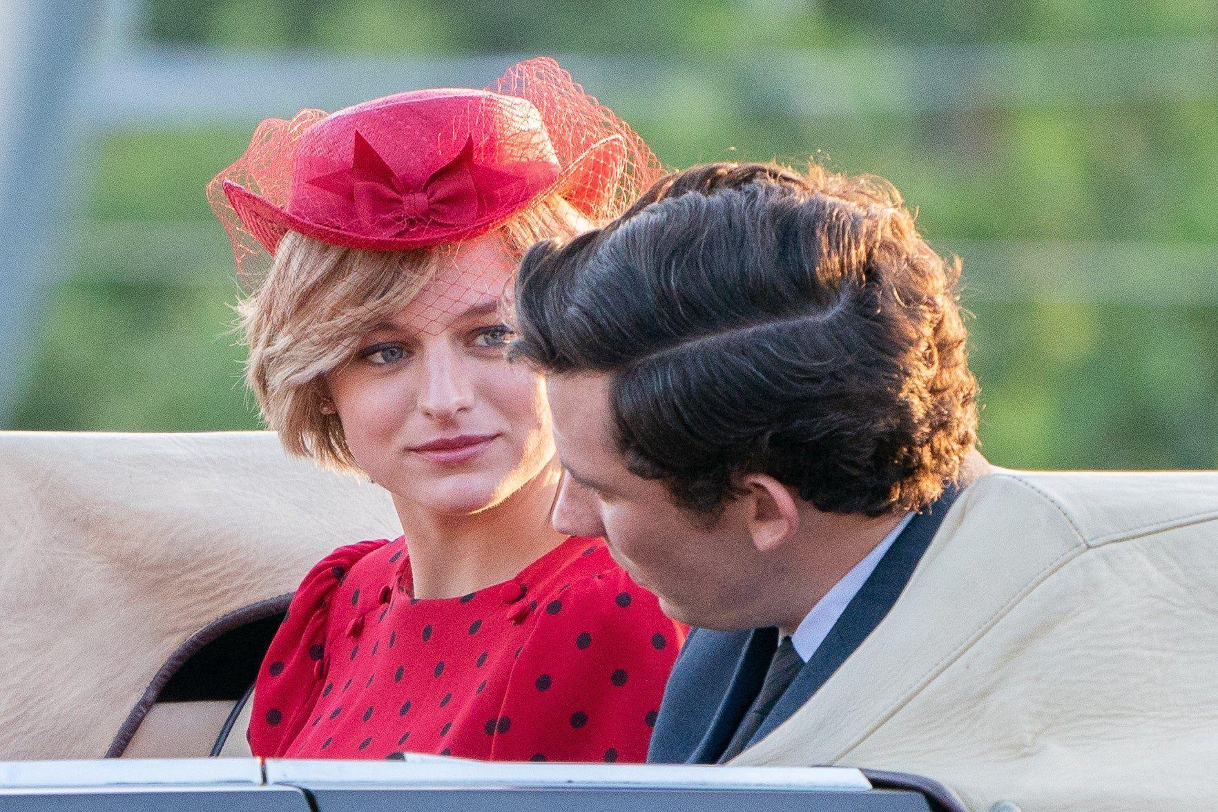 The Crown Como Sera Retratada Lady Di En La Serie De Netflix La Tercera
