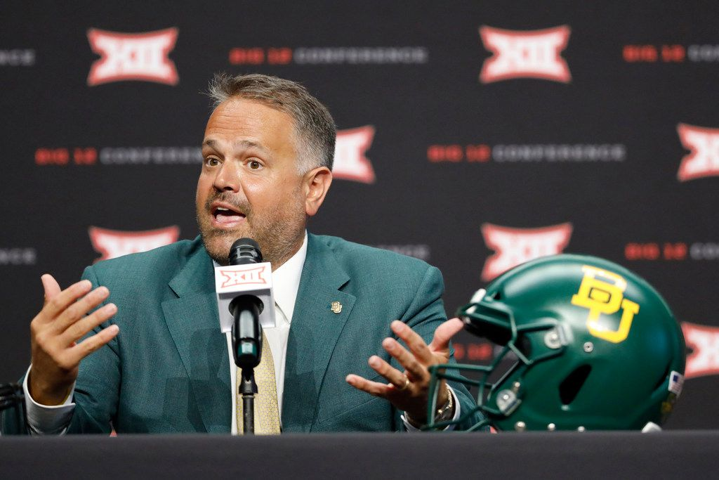 5 Takeaways From Baylor Availability Rice Coach Follows