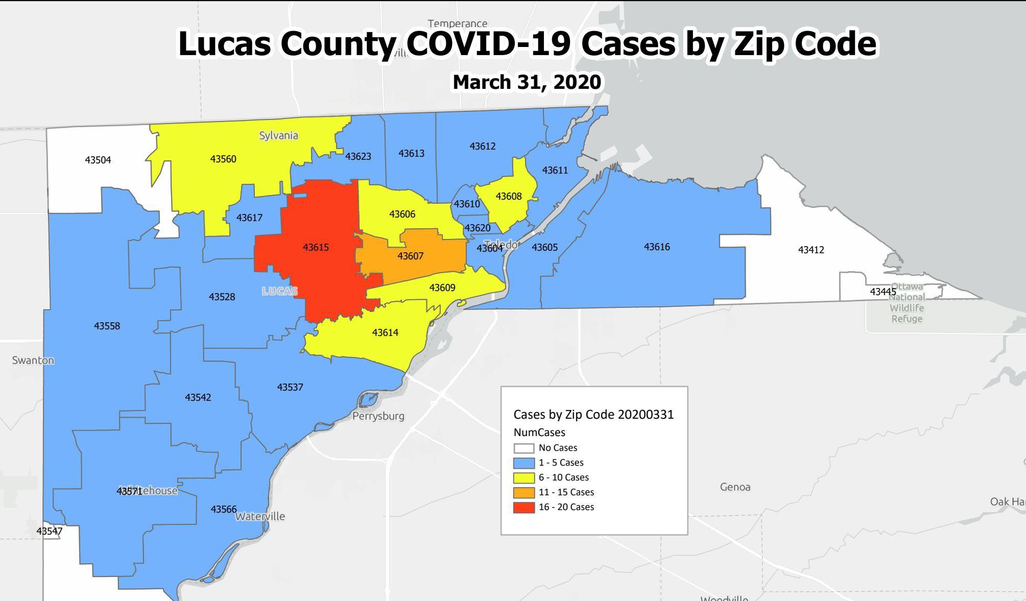 Picture of: Lucas County Creates Survey To Track Coronavirus Symptoms