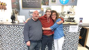 Downtown business owner, wife, 17-year-old son -- all diagnosed with cancer -- need your help