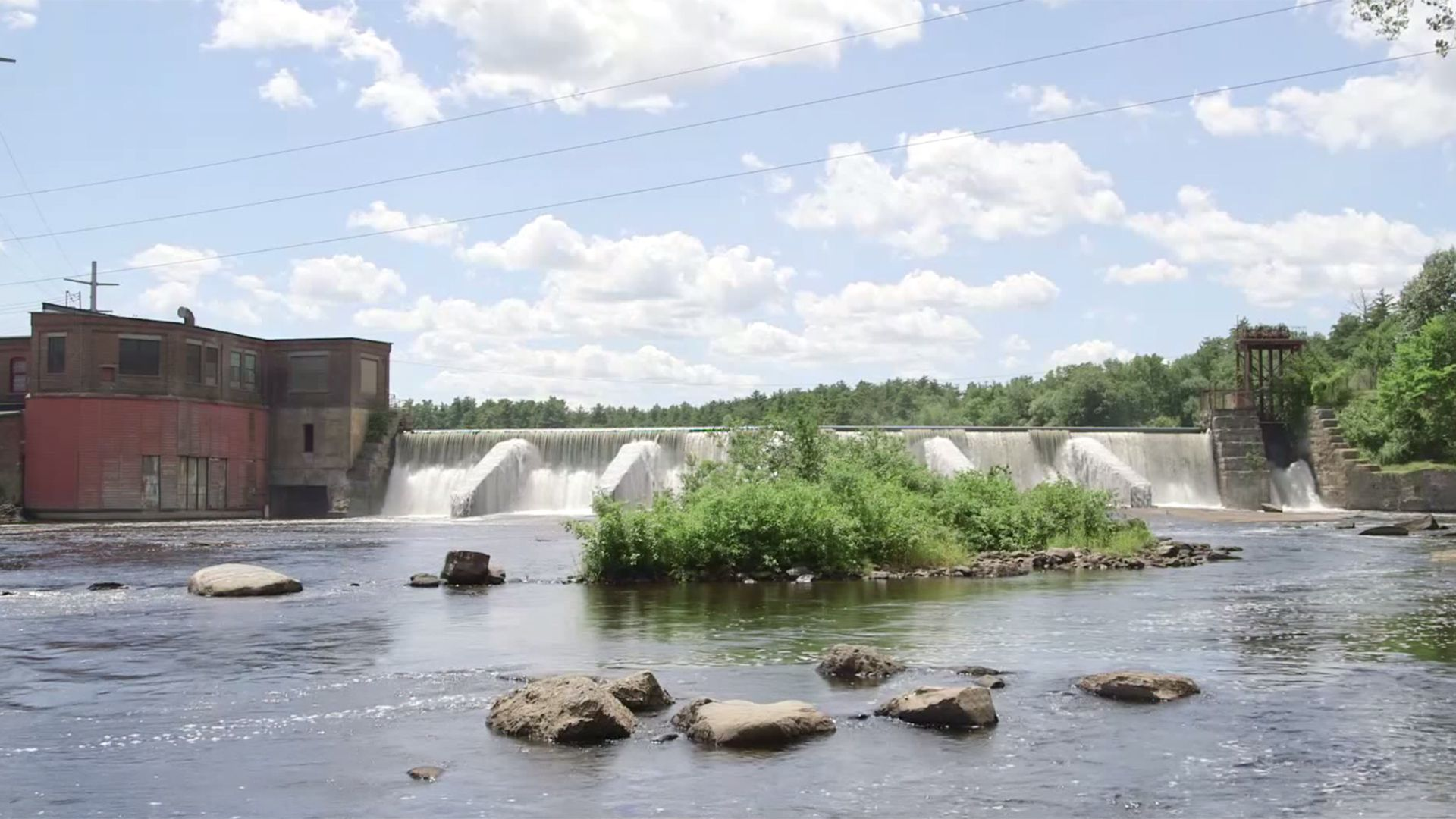 Controversy Swirls Over Dam Plans In Northern New York