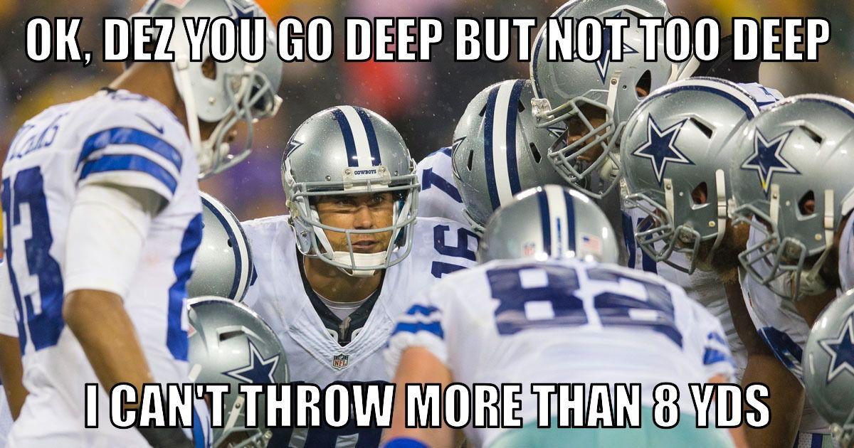 Top 25 Fan Made Cowboys Memes Fans Bash Jason Garrett Annihilate