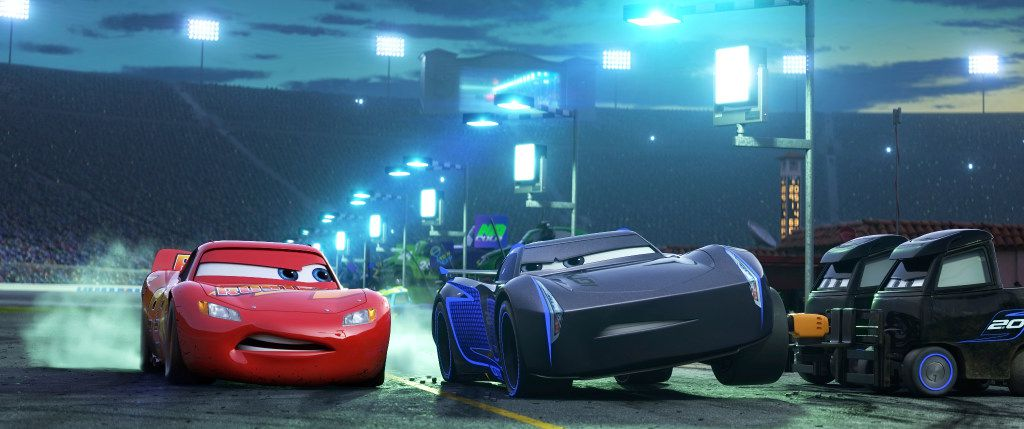 Cars 3 With A Cast Full Of Dallasites Takes It Slow But Stays