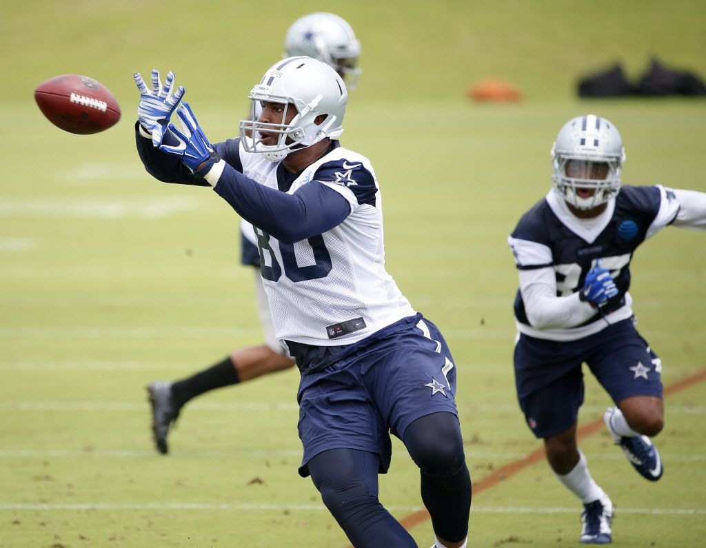 competitive price d1034 c30ca Rico Gathers on scout-team success with Tony Romo, working ...