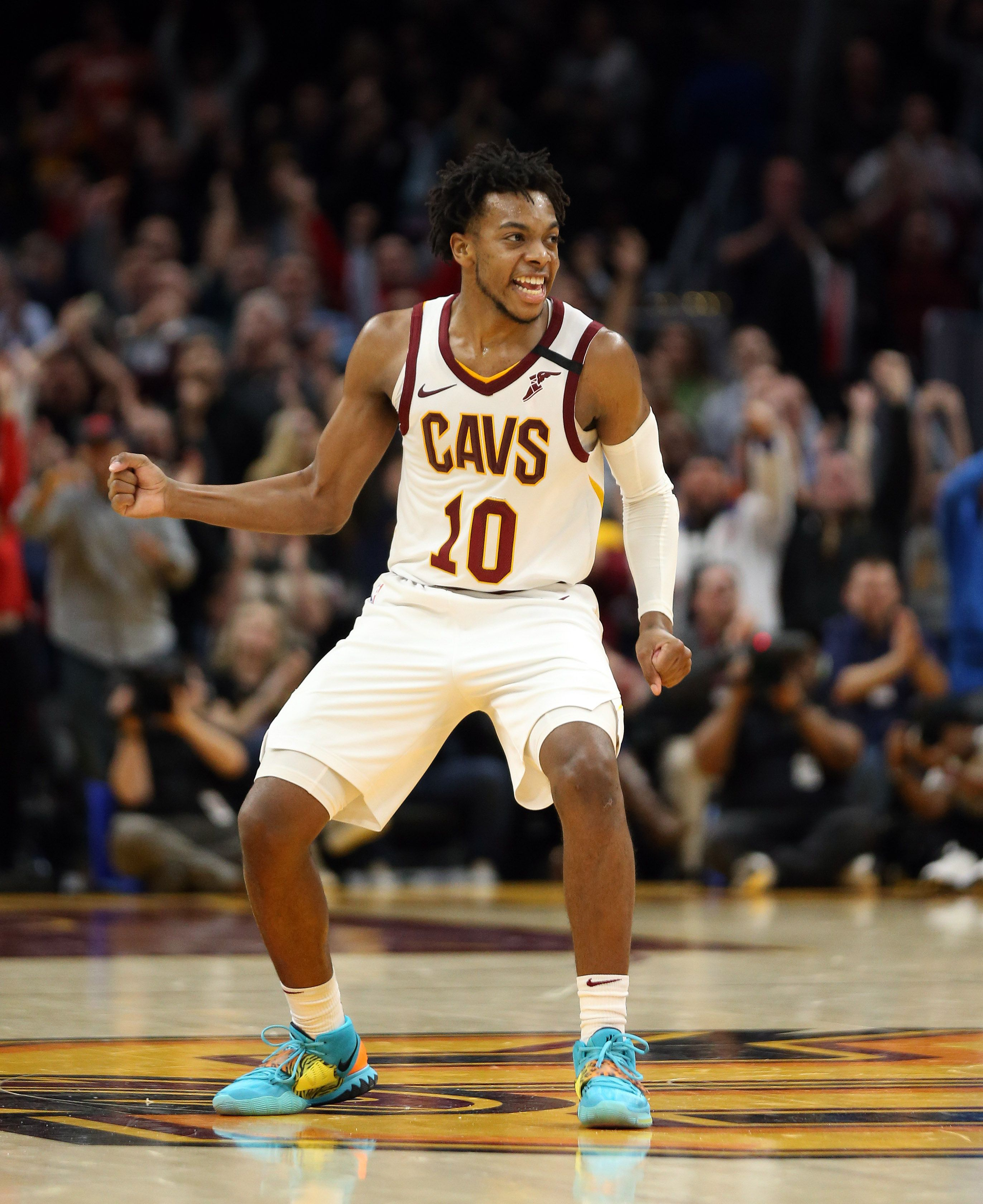 Kevin Porter Jr Darius Garland Show Growth Talent To Alter Cleveland Cavaliers Future The Sky S The Limit For Them Cleveland Com
