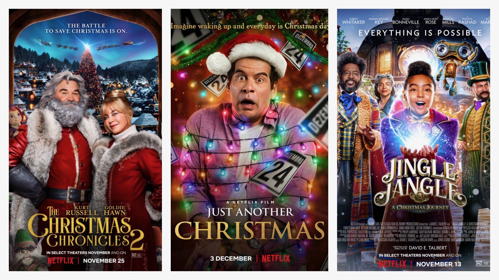 New Christmas Musicals 2021 Holiday 2020 9 New Original Christmas Movies Coming To Netflix Silive Com
