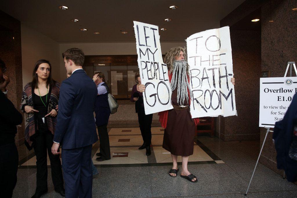 Transgender Bathroom Bill Could Cost Texas 3 Billion A Year