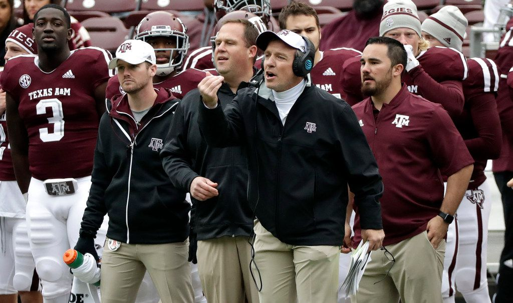 Texas A M Football S Assistant Salary Pool Is Among The Highest In The Country