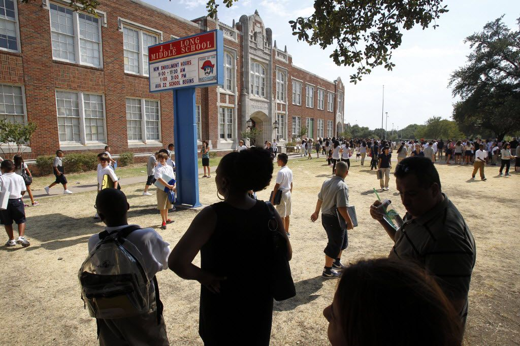 Dallas ISD's new online enrollment system sputters its way