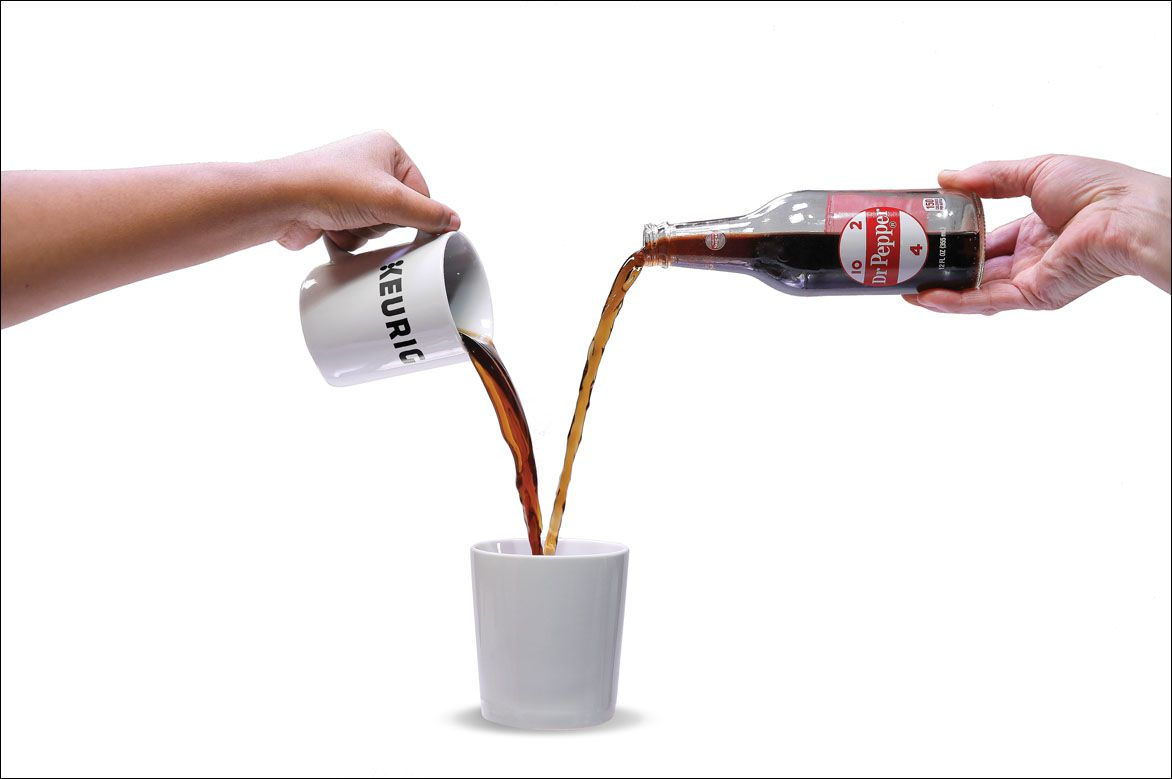Plano's Dr Pepper to be acquired by Keurig Green Mountain