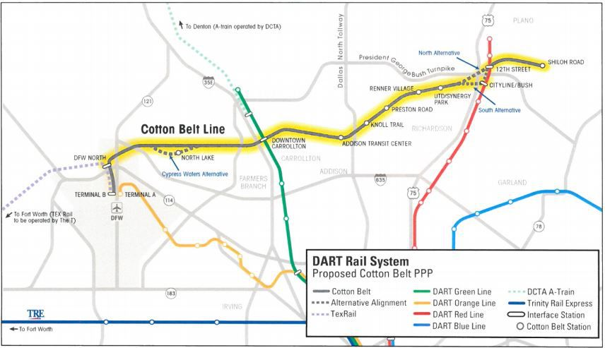 Plano poised to spend $12 million fast-tracking Cotton Belt ... on northwestern pacific railroad map, arizona & california railroad map, central pacific railroad map, loram railroad map, new haven railroad map, ontario northland railroad map, texas railroad map, jersey central railroad map, union pacific railroad map, florida east coast railroad map, penn central railroad map, the underground railroad map, cotton production 1860 map, long island railroad map, sp railroad map, frisco railroad map, chicago & northwestern railroad map, buffalo & pittsburgh railroad map, cancer belt map, parchman farm mississippi map,