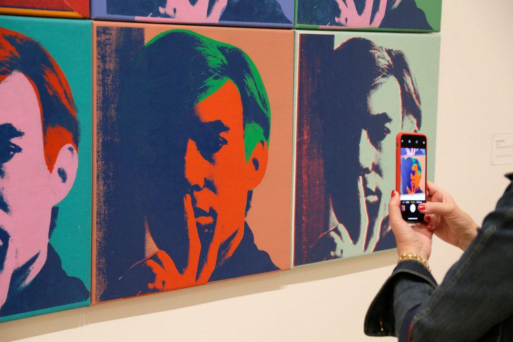 San Francisco Show Explores Warhol S Social Media Tech