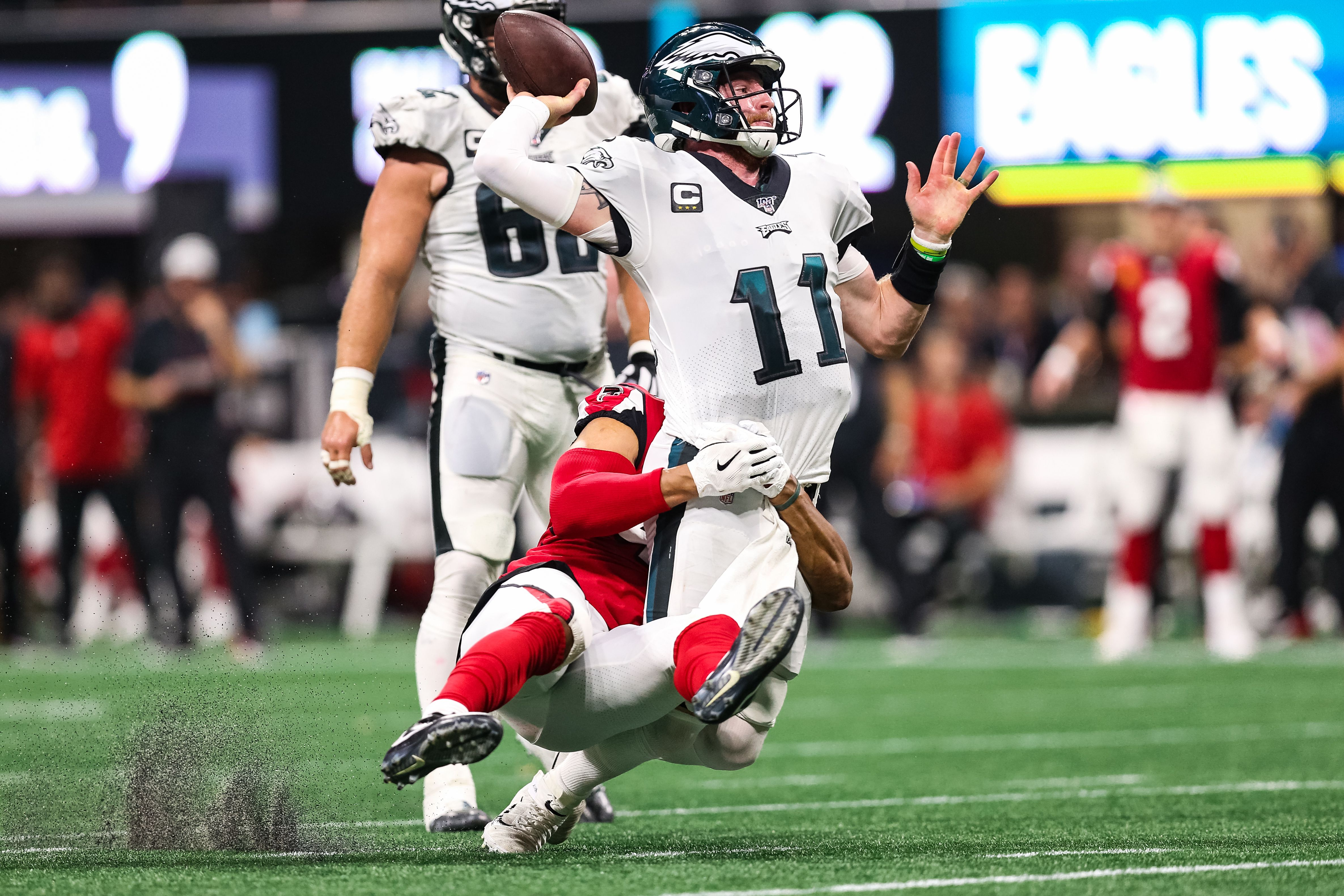 6 Last Minute Eagles Thoughts Before Lions Game Is Carson Wentz