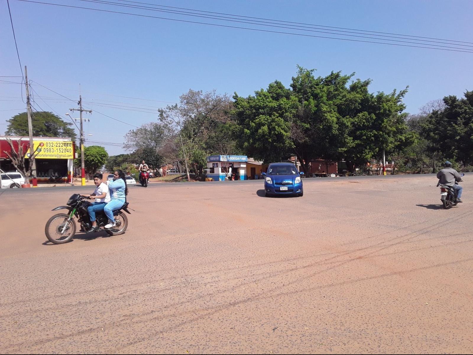 Resultado de imagen para Arrestan a chofer de colectivo por accidente de tránsito fatal en Horqueta