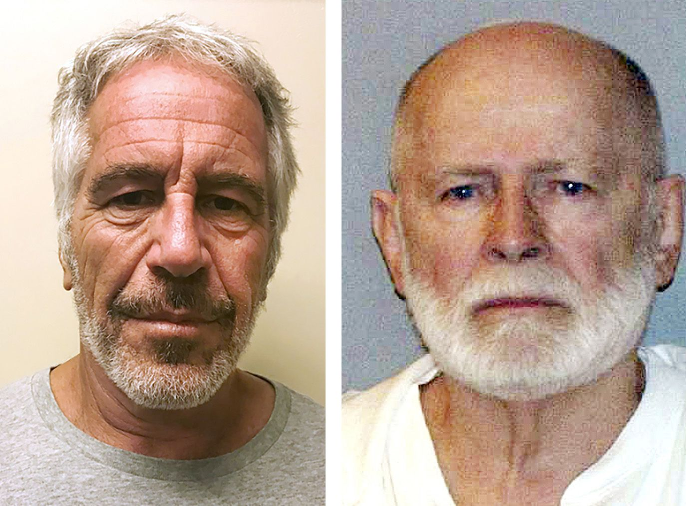Jeffrey Epstein and 'Whitey' Bulger: A tale of two
