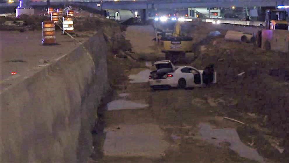2 arrested after police chase begins in North Richland Hills