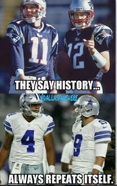 The 20 Funniest Memes Of Cowboys Win Over Packers Including The