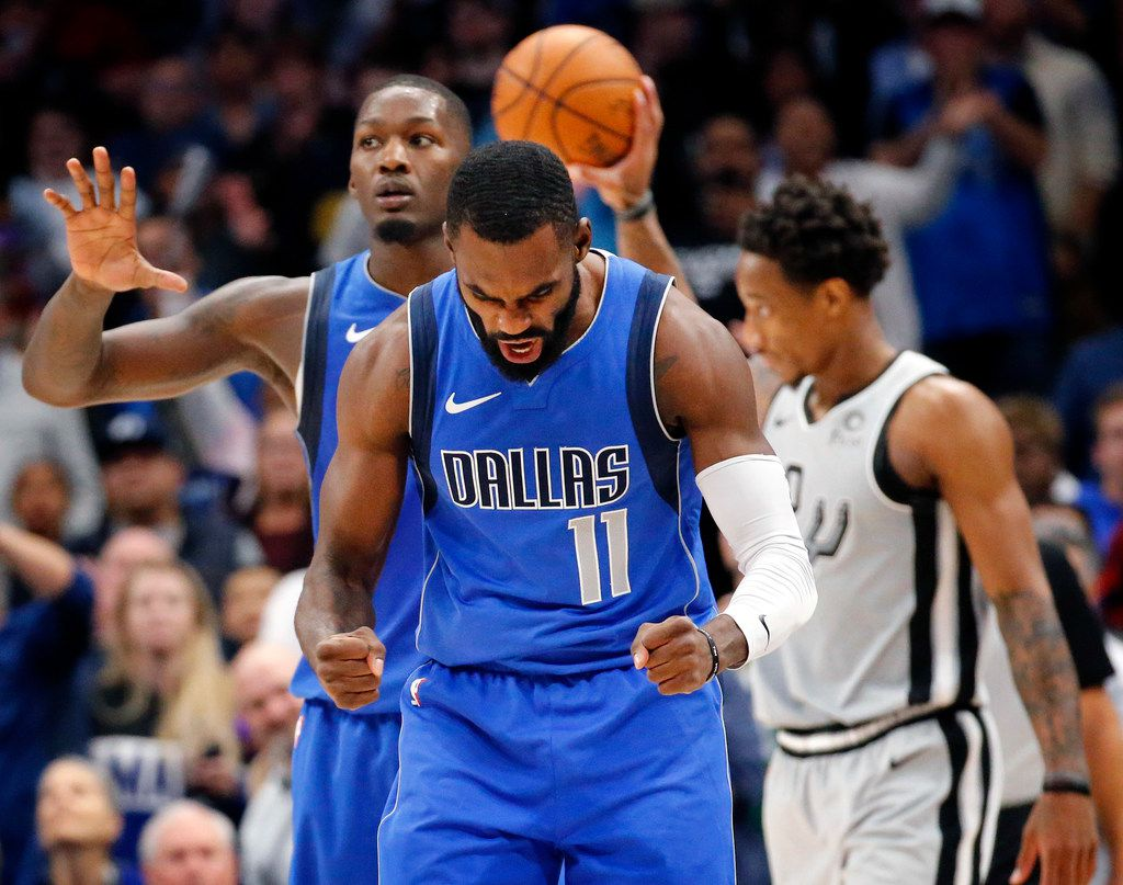 How Mavericks Are Handling Expectations For Themselves