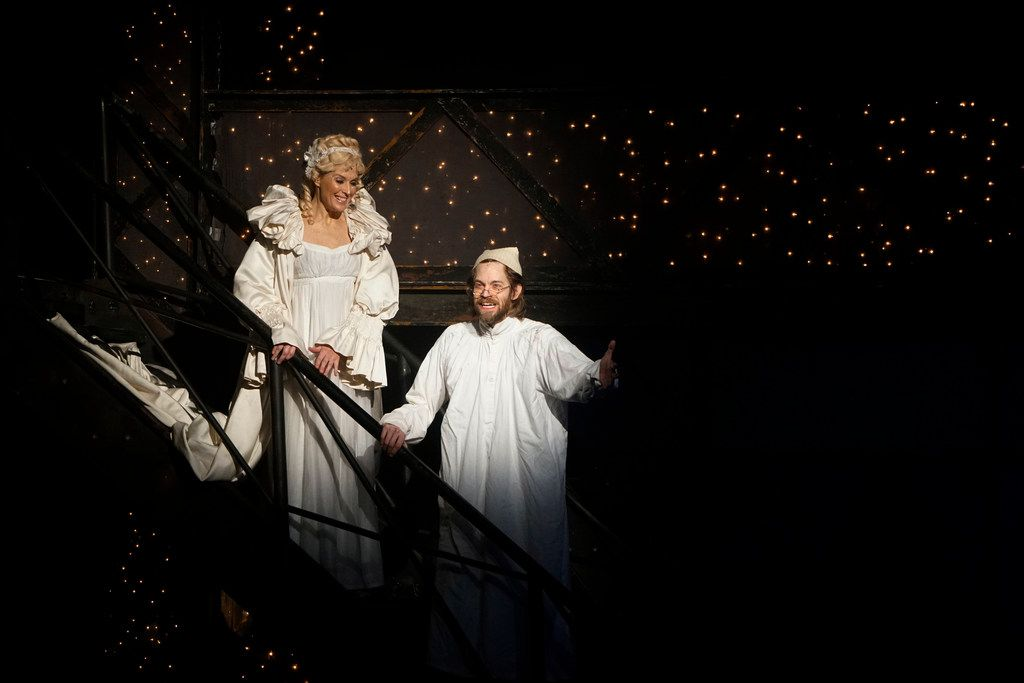 Christmas Carol Scrooge.At Long Last Scrooge Alex Organ Stars In A Christmas