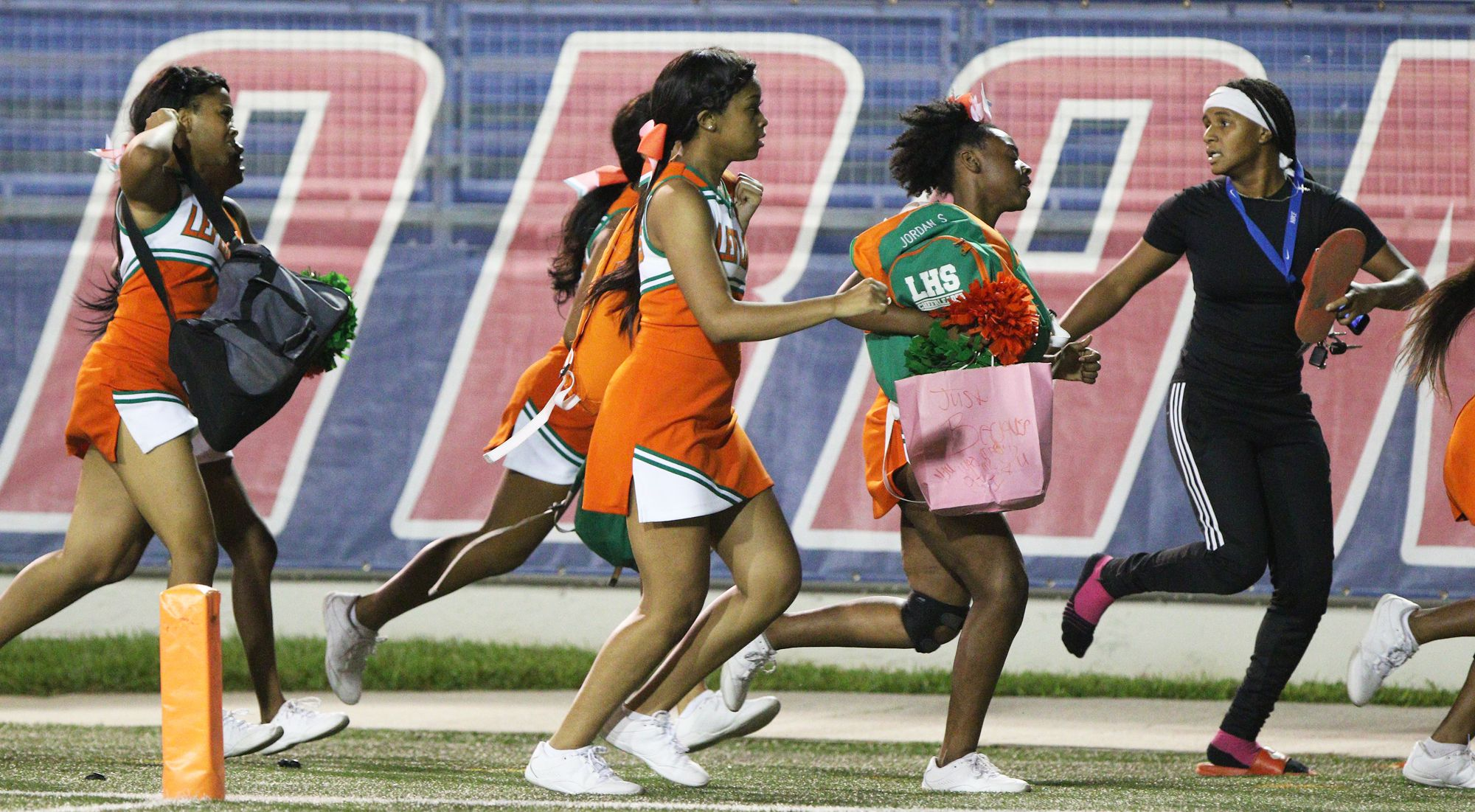 Alabama high schools tackle football game security - al com