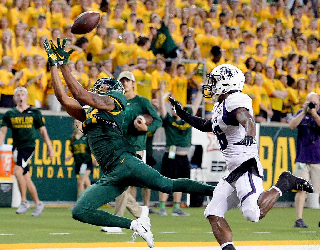 Charlie Brewer S Three Touchdowns Help Lead Baylor To 56 17