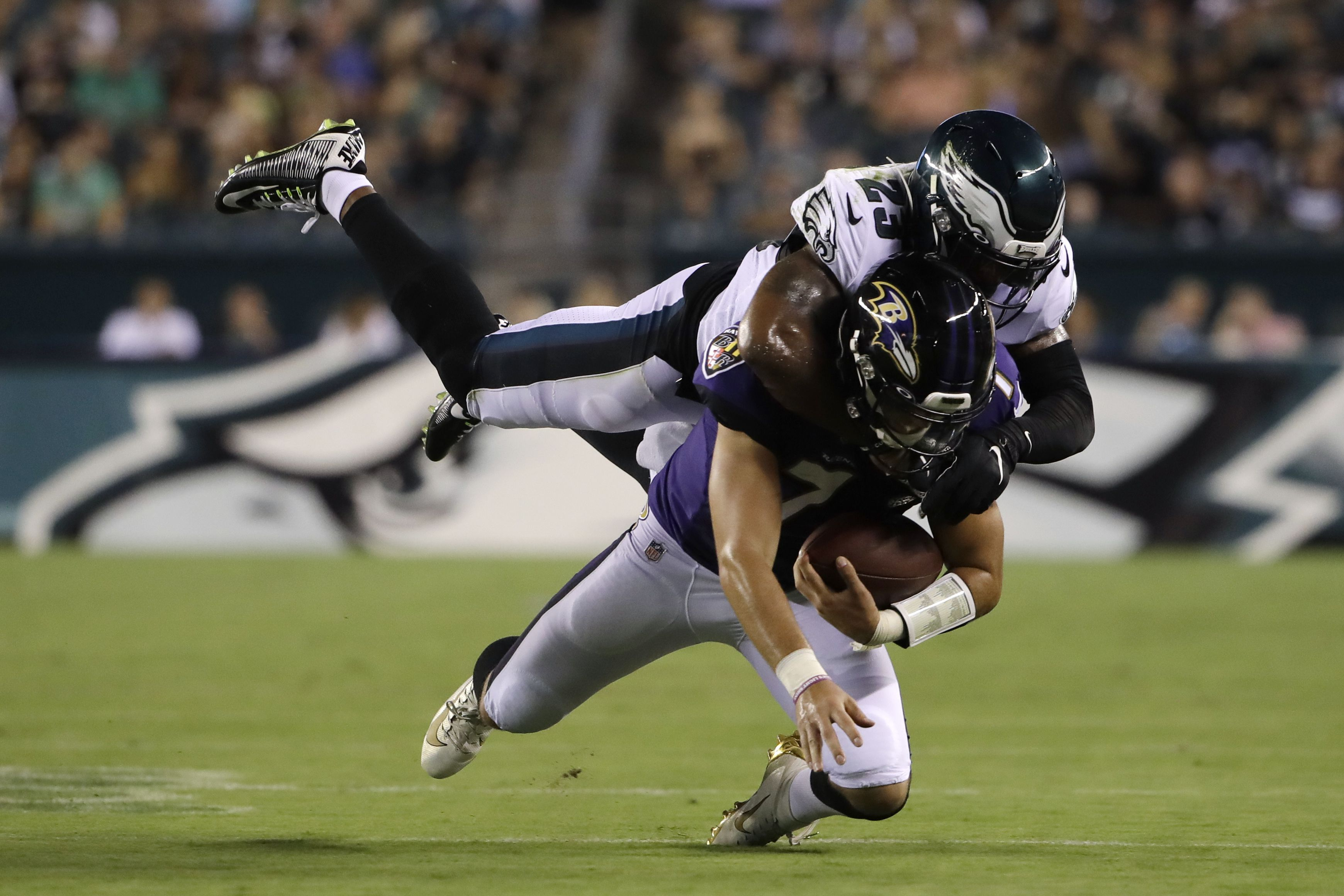 Nfl Week 6 Picks Predictions For Baltimore Ravens Vs Philadelphia Eagles Bounce Back Win With Fans In The Stands Nj Com