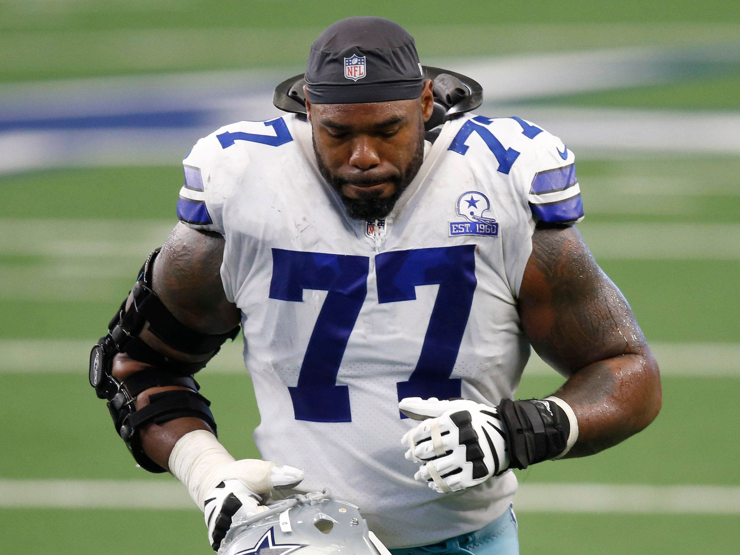 Stephen Jones says Cowboys are confident Tyron Smith, La'el ...