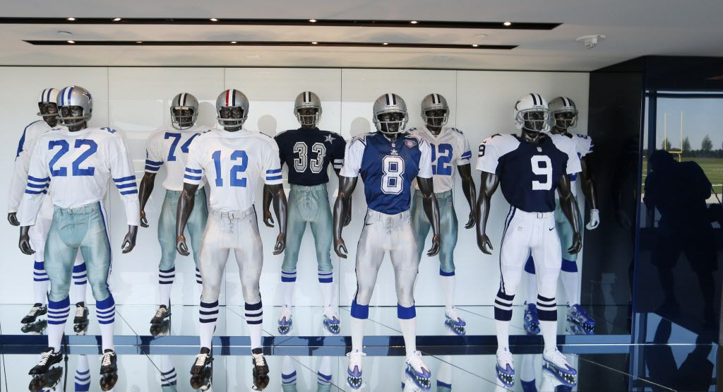 separation shoes 4ca95 4c596 Cast your vote: Which Cowboys uniform combination is the ...