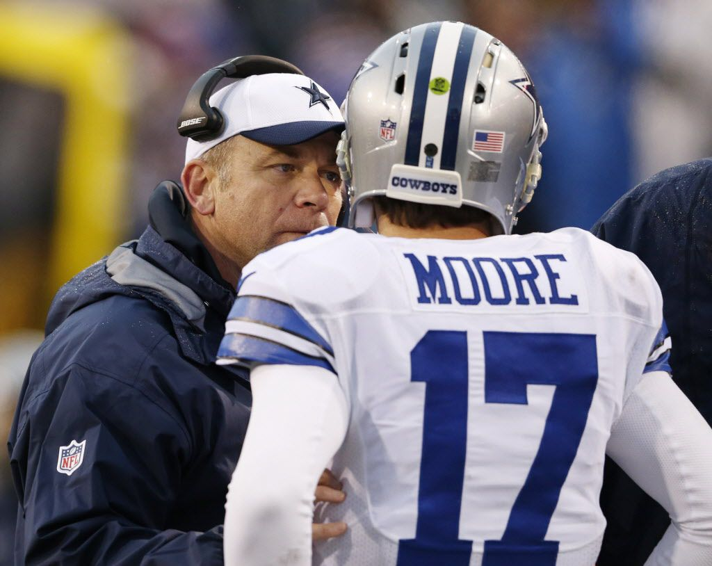 Matt Mosley Kellen Moore As Cowboys No 2 Qb Is A Mistake
