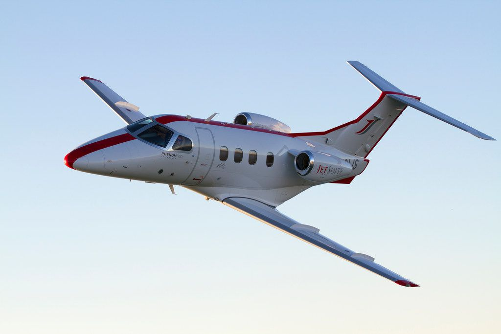 Why new arrival JetSuite ditched California for Dallas to