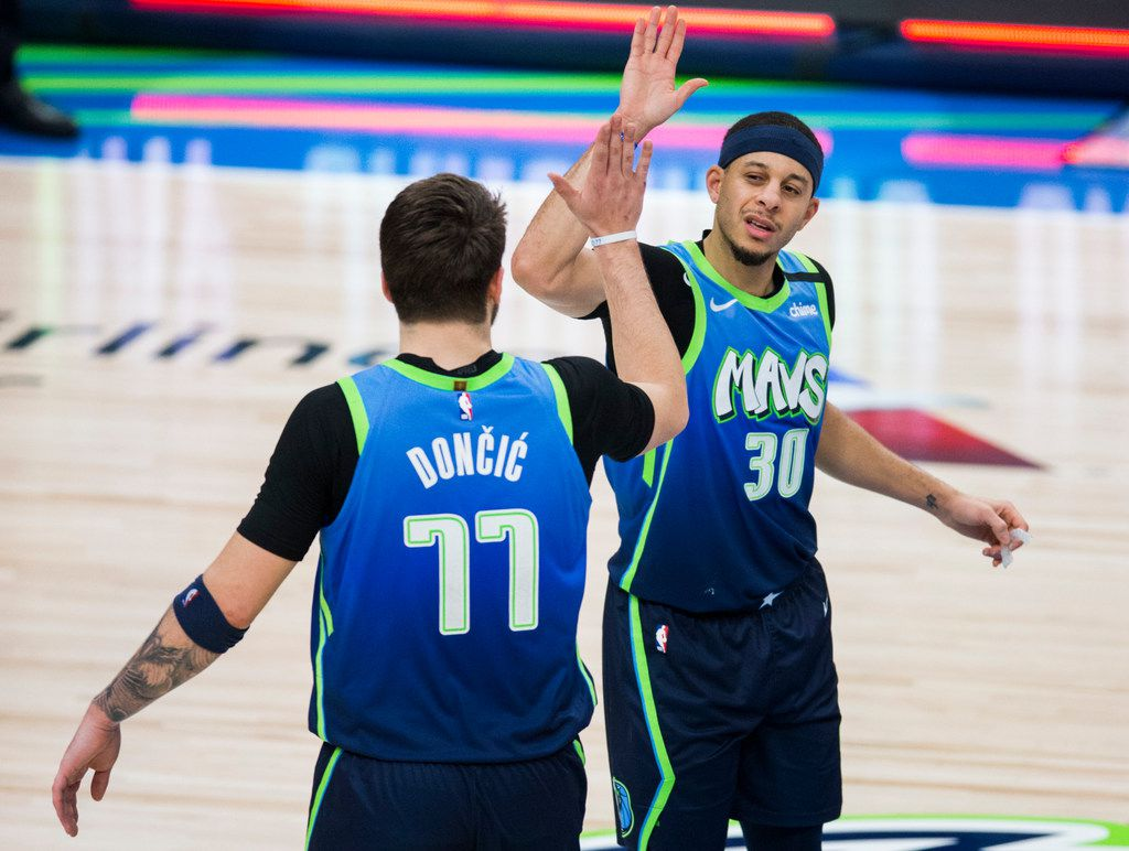 It S The Least We Can Do Seth Curry On How The Mavericks Are Helping The Community During The Coronavirus Pandemic