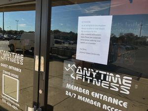 Anytime Fitness In Centerville Abruptly Closes Whio Tv 7 And Whio Radio