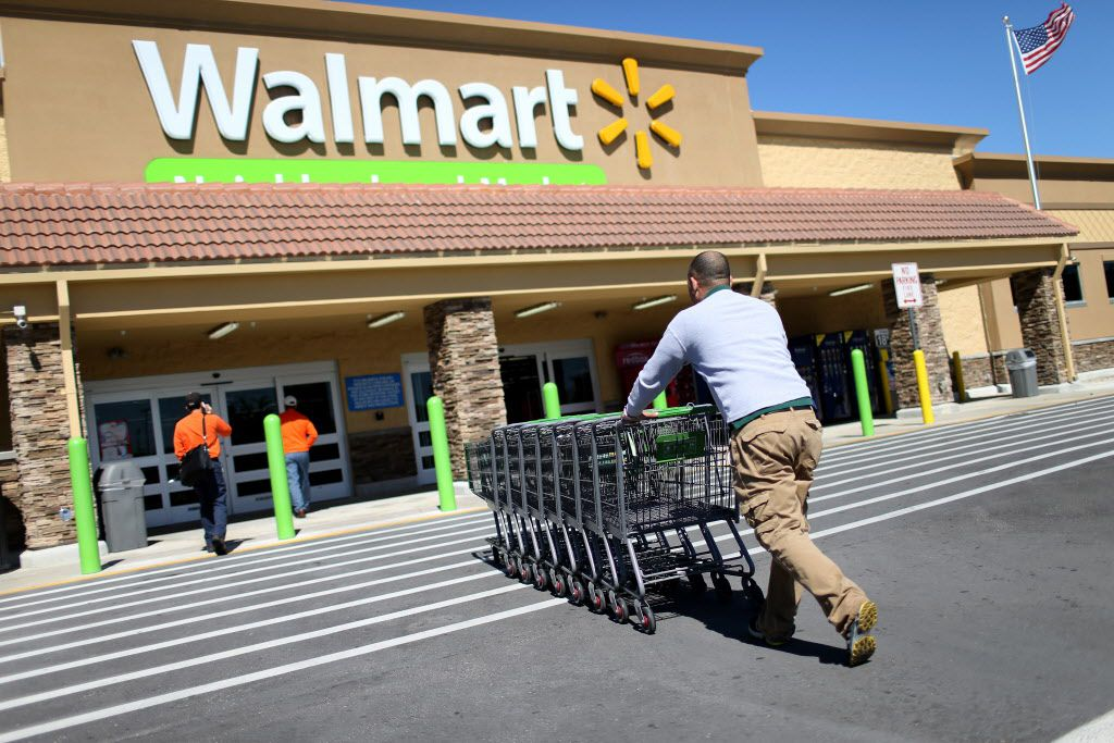 Do you make more than a Wal-Mart manager? Study looks at