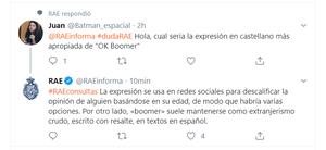 Ok Boomer Significado Meme Y Traduccion De La Palabra Que Es Tendencia Y Se Ha Vuelto Viral En Los Millennials En Las Redes Sociales Fotos La Republica