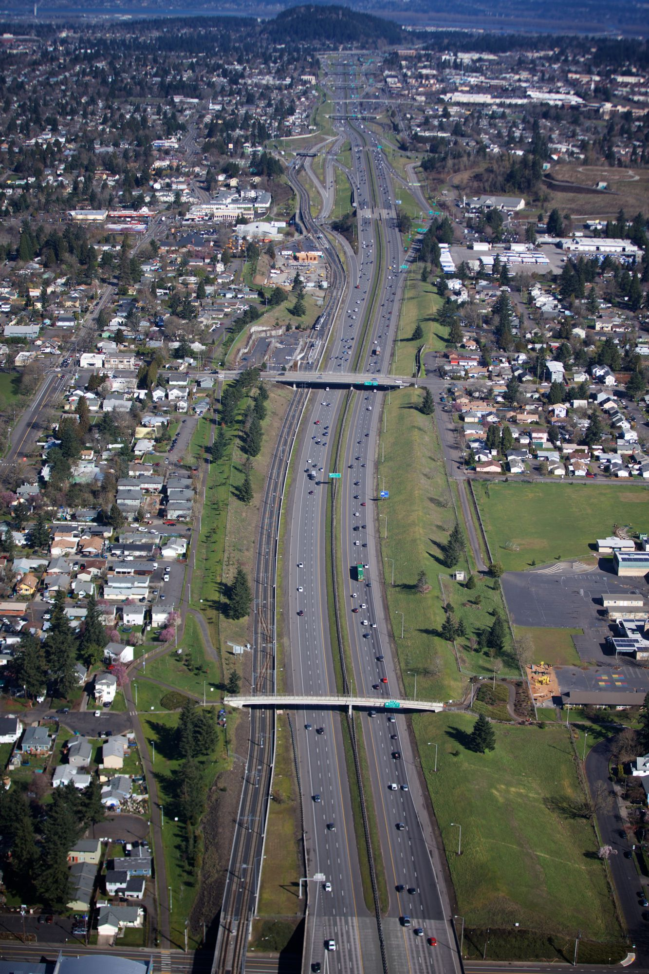 Portland metro Thursday traffic: ODOT closes I-205