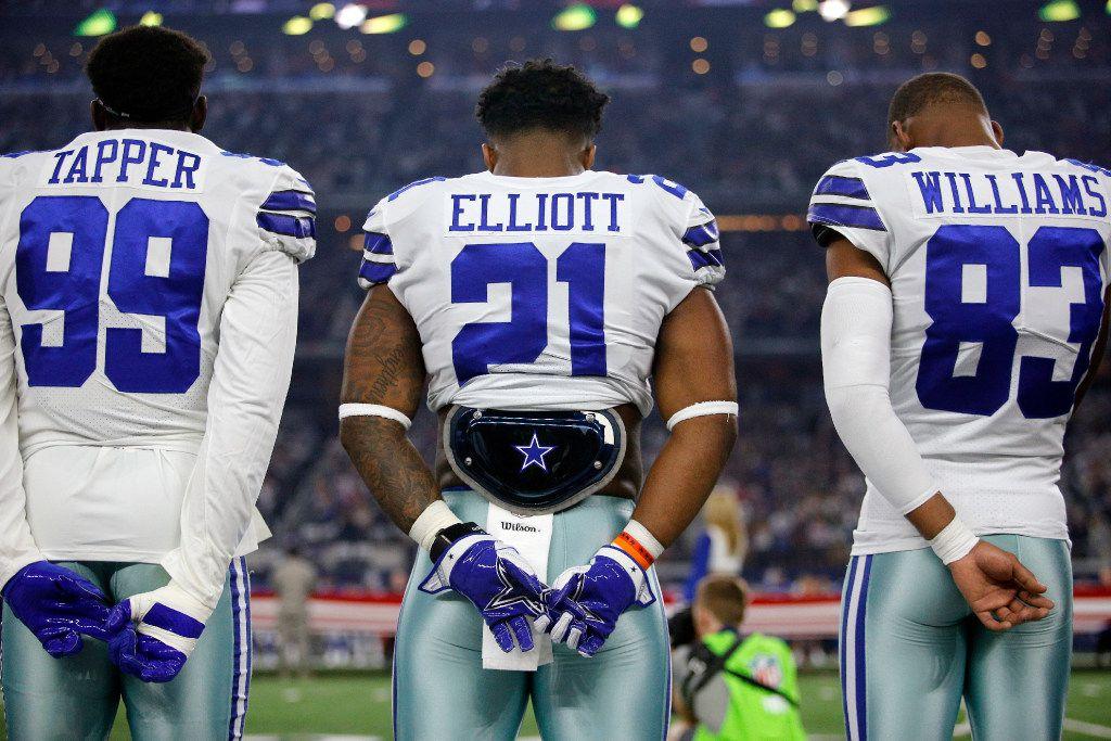 online store d79b1 4d726 Cowboys' Ezekiel Elliott appears in at least four police ...