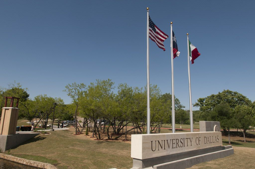 Universities In Dallas Texas >> University Of Dallas Opts Out Of Campus Carry