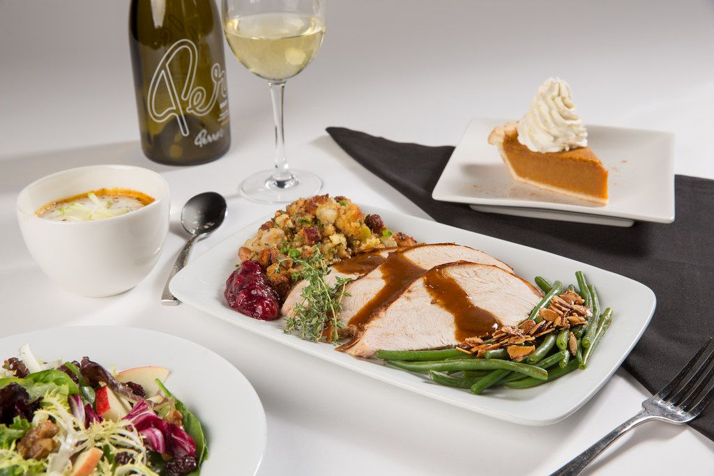 49 Restaurants And Bars Open On Thanksgiving Day In North Texas