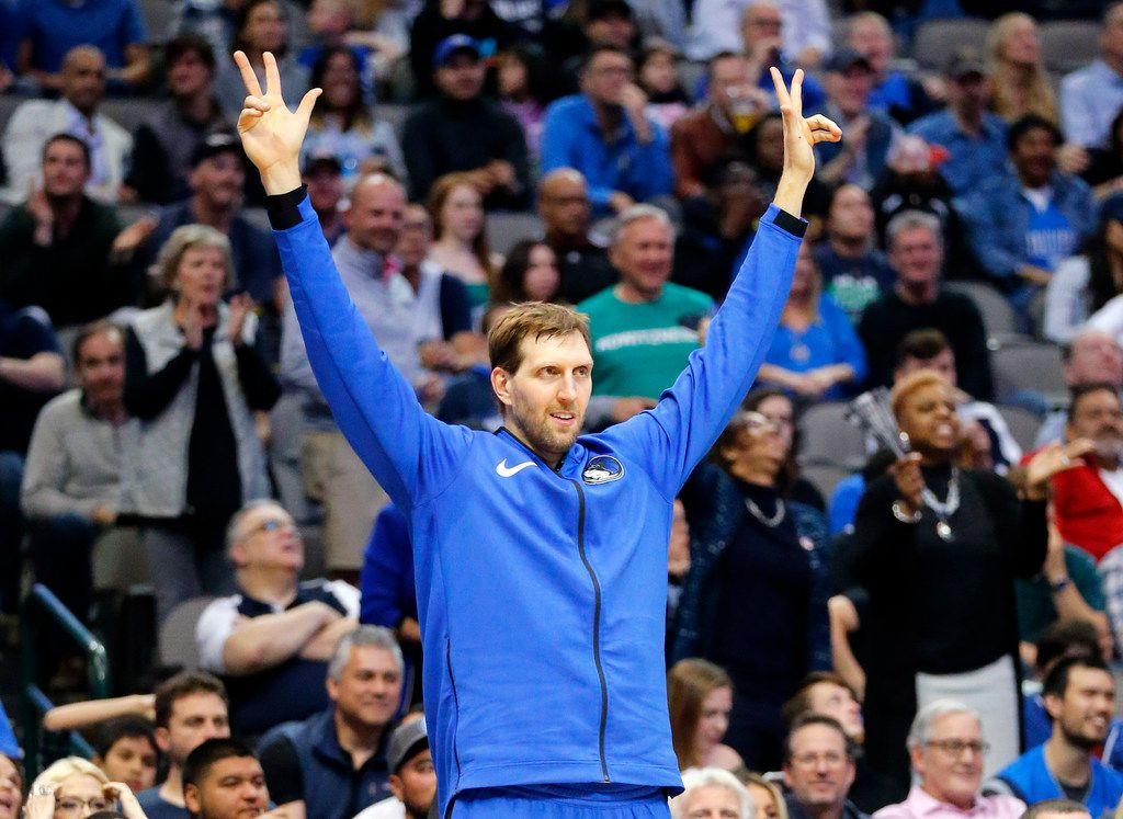 new style ae756 bf606 Relive the top 10 moments from the Mavs' 2018-19 season ...