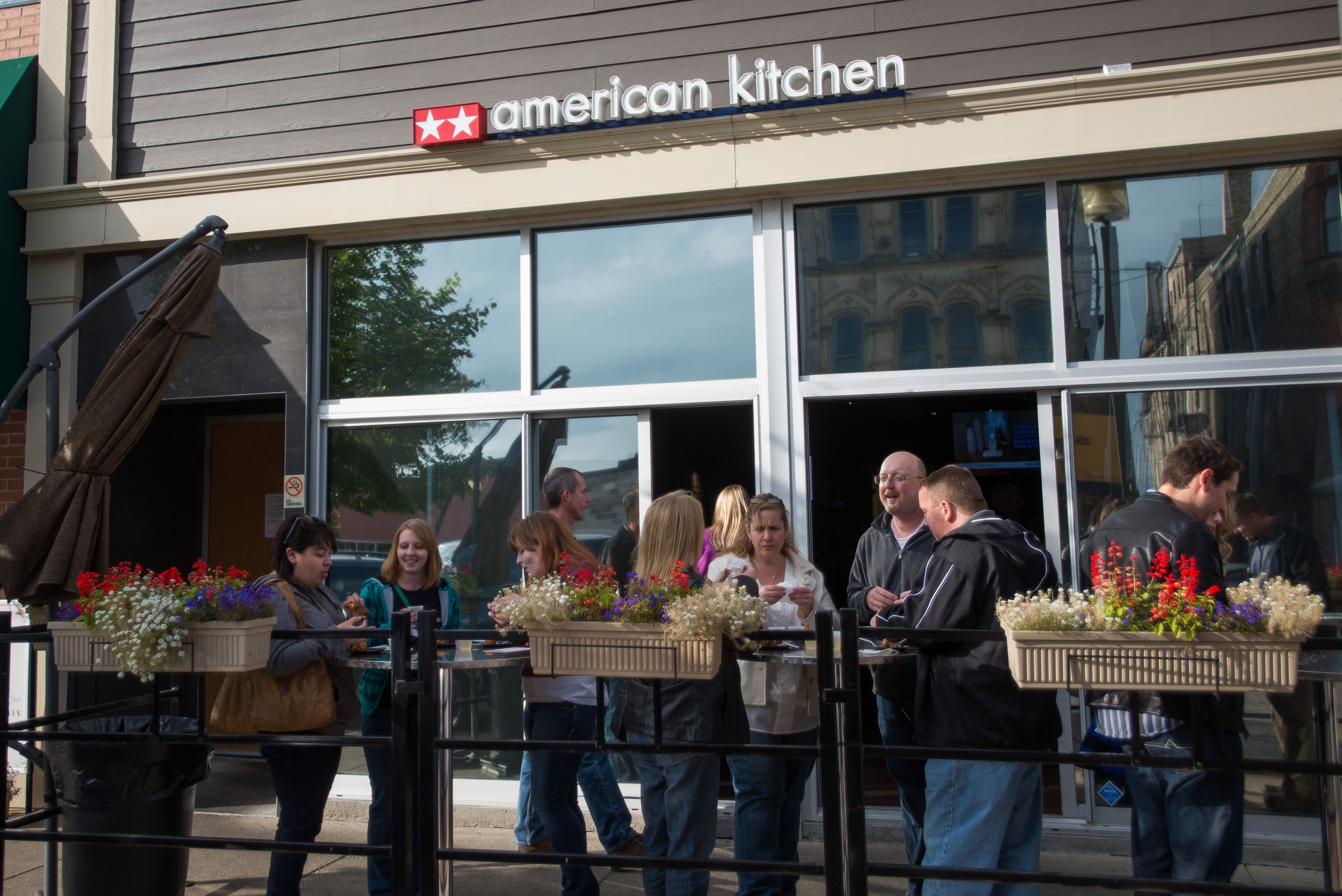 American Kitchen In Bay City To Become Quick Serve Bbq Restaurant And Training Center Mlive Com
