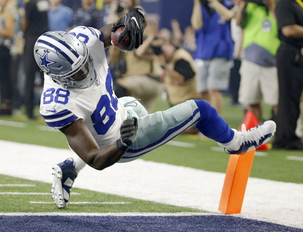 It S Not Just The Other Rbs How Dez Bryant Can Make Life