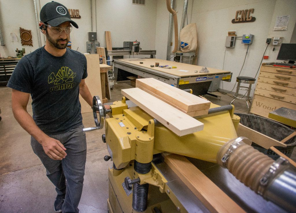 Creators Find Camaraderie And Lifelong Learning At The Dallas Makerspace