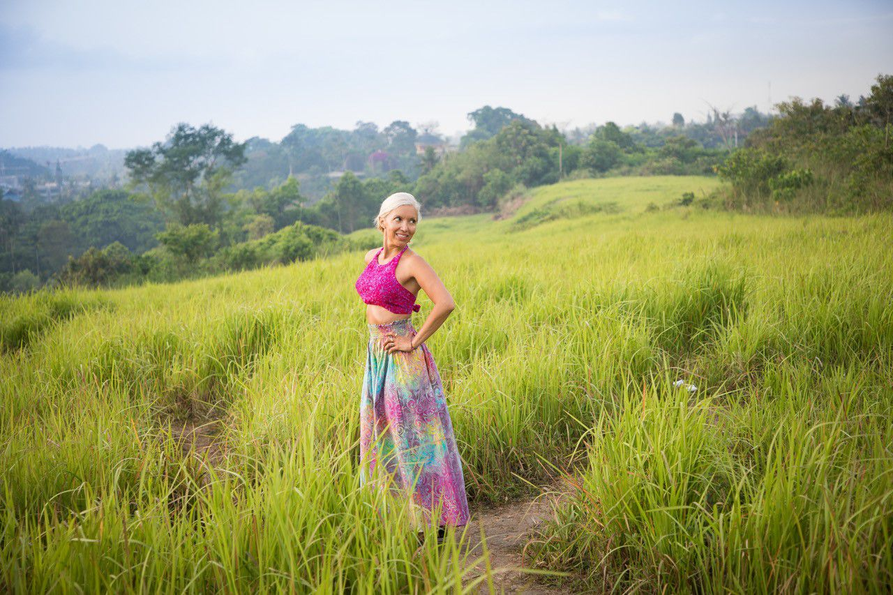 At A Yoga Retreat In Bali There Was No Coronavirus She Came Back To A Reality With No Toilet Paper