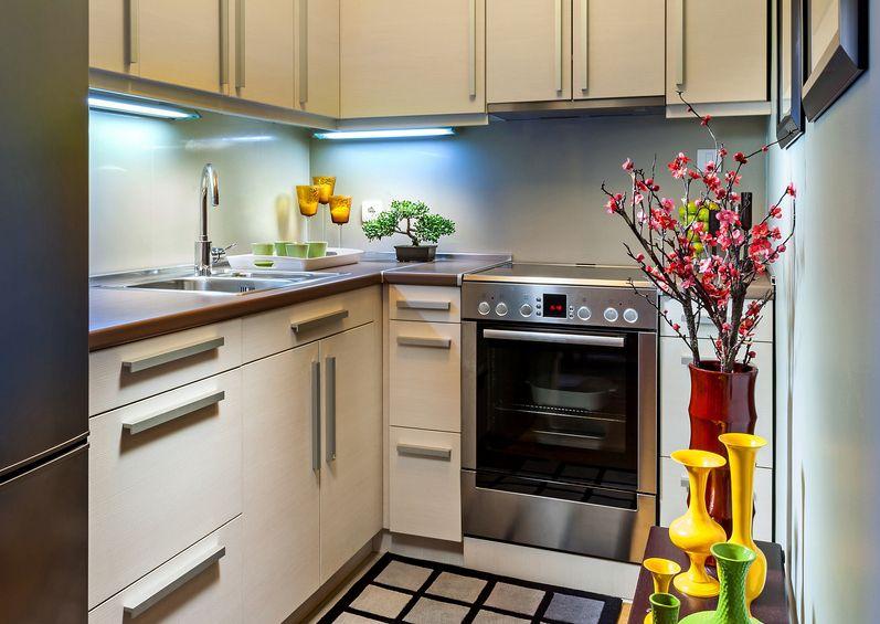 9 ideas para ahorrar espacio en una cocina pequeña